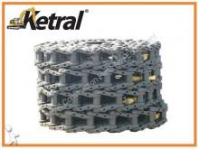 Kobelco Chenille caoutchouc pour SK 170 excavateur