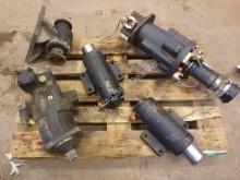 peças escavadora usado