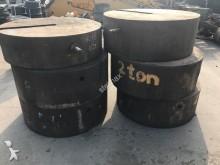 piezas grúas usado