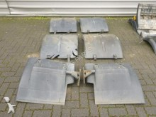 piezas OP Renault Mudguard set Pusher axle