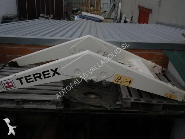 Terex 820 - 860 - 880 - 970 - 980 equipment spare parts