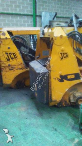 Prohlédnout fotografie Náhradní díly stavba JCB - Robot 165 parts pour pièces de rechange