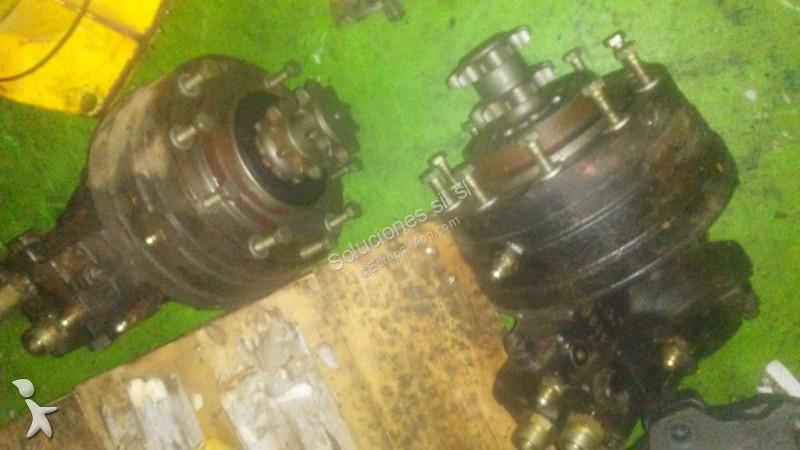 Komatsu Moteur hydraulique sk714 pour mini chargeur neuf Ersatzteile Baumaschinen