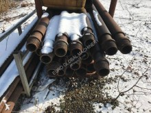 used drilling, harvesting, trenching equipment
