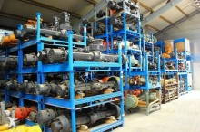 O&K Many different Makes And Types Of Axles, used or new. machinery equipment