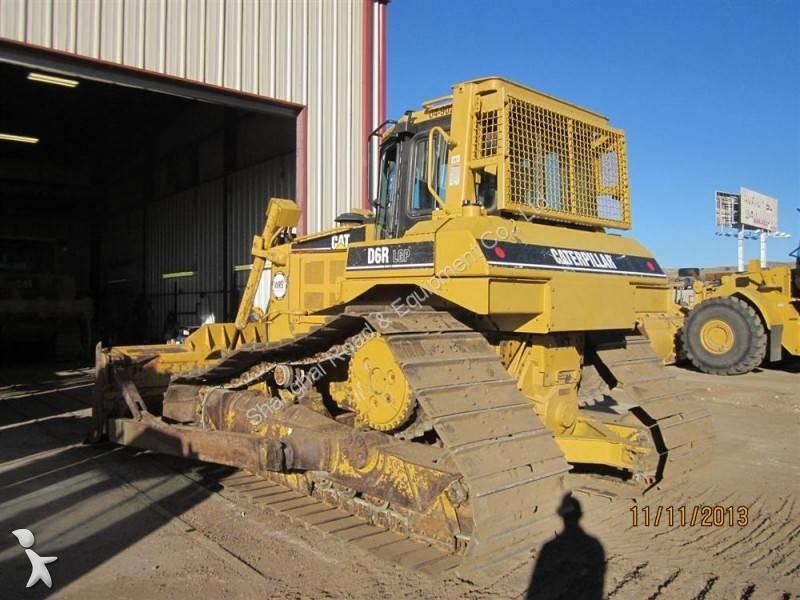 View images Caterpillar Used CAT D6R LGP-II Dozer bulldozer