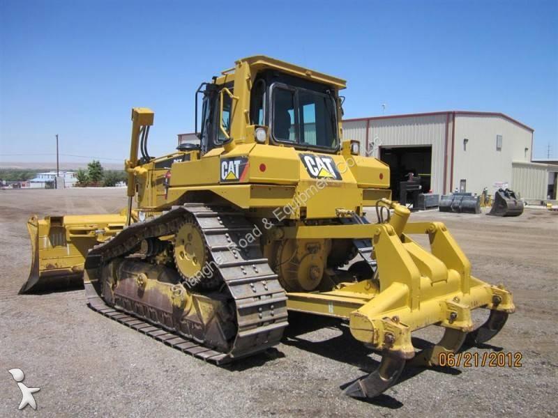 View images Caterpillar Used CAT D6T Dozer CATERPILLAR bulldozer