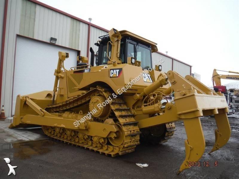 View images Caterpillar Used Caterpillar D8T Dozer bulldozer