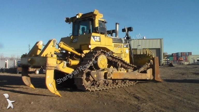 View images Caterpillar Used CAT D9T Dozer Caterpillar bulldozer
