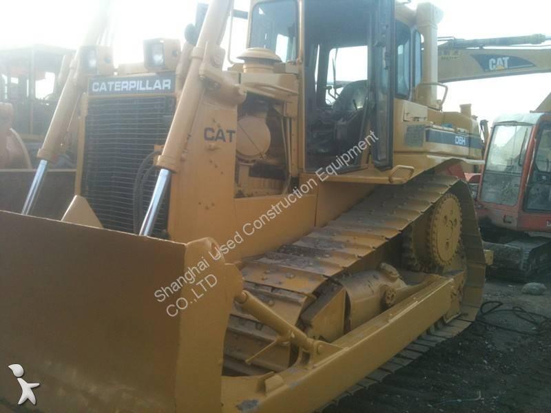 Bulldozer Caterpillar D6H