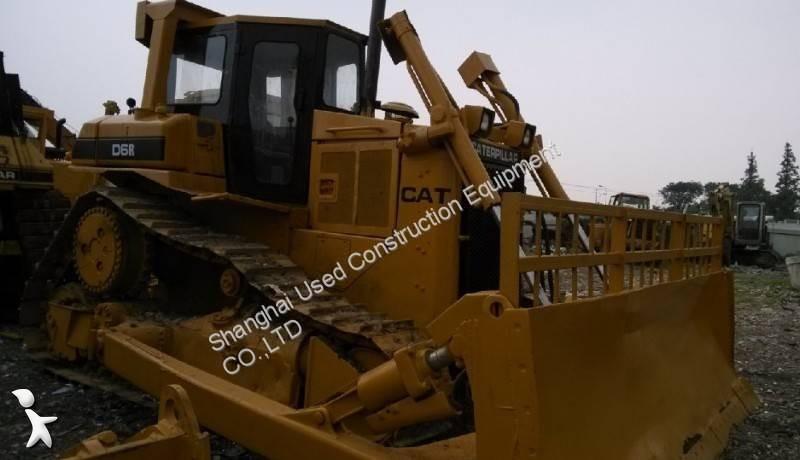 Voir les photos Bulldozer Caterpillar D6R