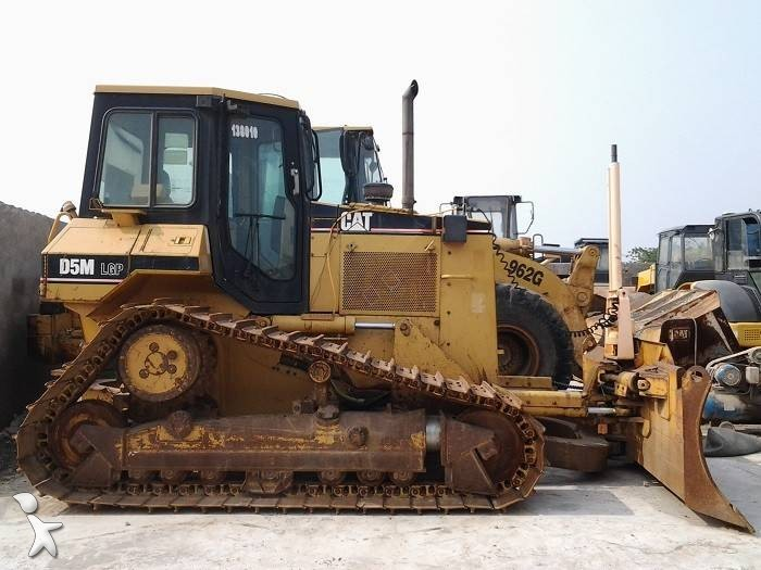 Bulldozer Caterpillar D5M LGP