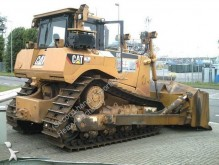 بلدوزر Caterpillar D8T Used CAT D8T Crawler Bulldozer D8N D8R