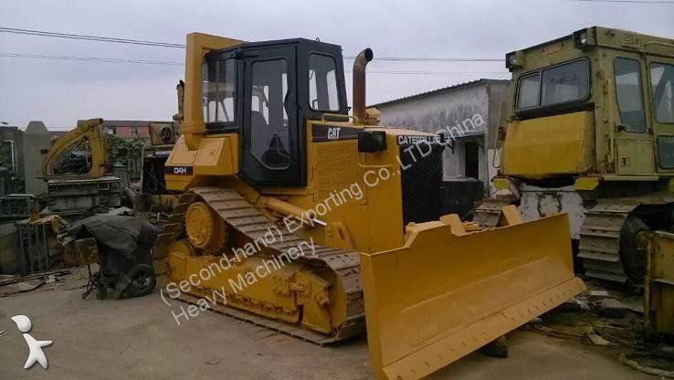 Voir les photos Bulldozer Caterpillar Used CAT D4H Bulldozer D5H D6H