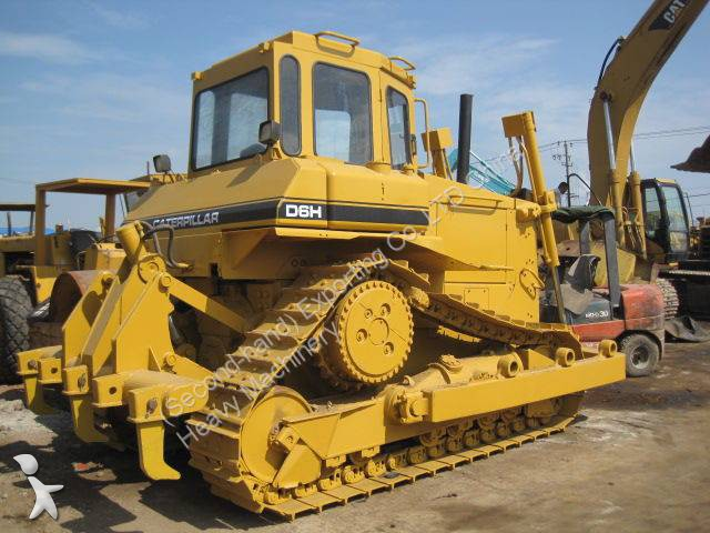 Voir les photos Bulldozer Caterpillar Used CAT D6H D7H Bulldozer