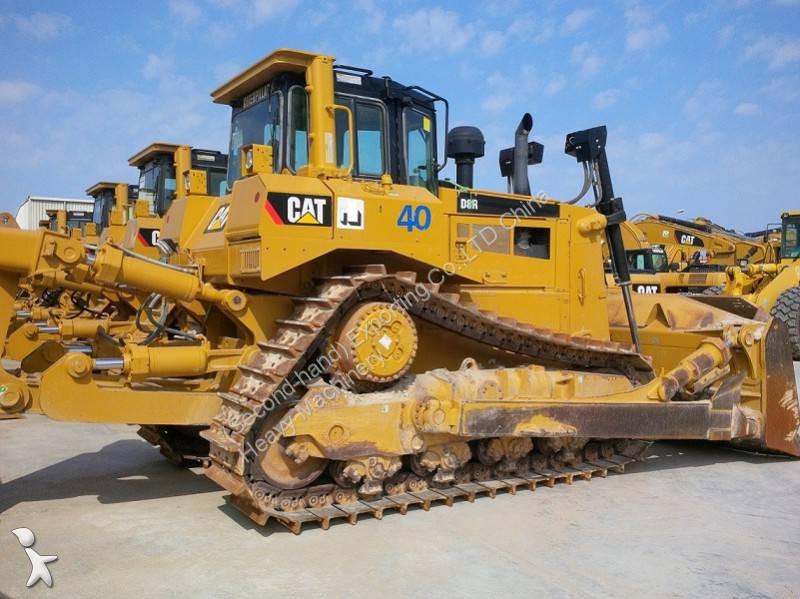 bulldozer caterpillar d8r used cat d8r dozer d8k d8l d8n with ripper winch occasion n 1106453. Black Bedroom Furniture Sets. Home Design Ideas