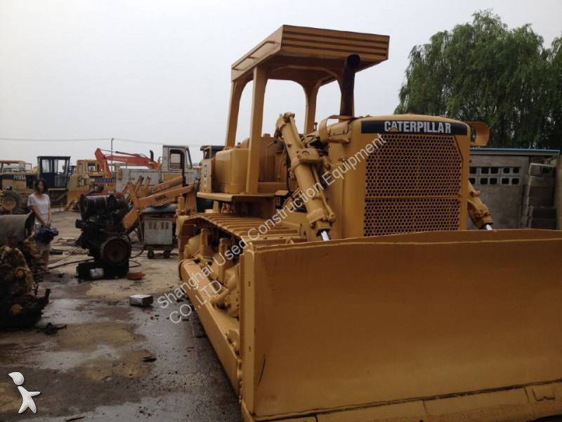 Vedeţi fotografiile Buldozer Caterpillar D7G D7G