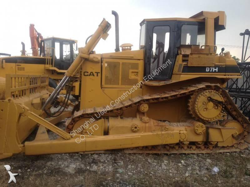 Vedeţi fotografiile Buldozer Caterpillar D7H D7H