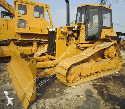 Voir les photos Bulldozer Caterpillar USED CAT D5C BULLDOZER WITH RIPPER