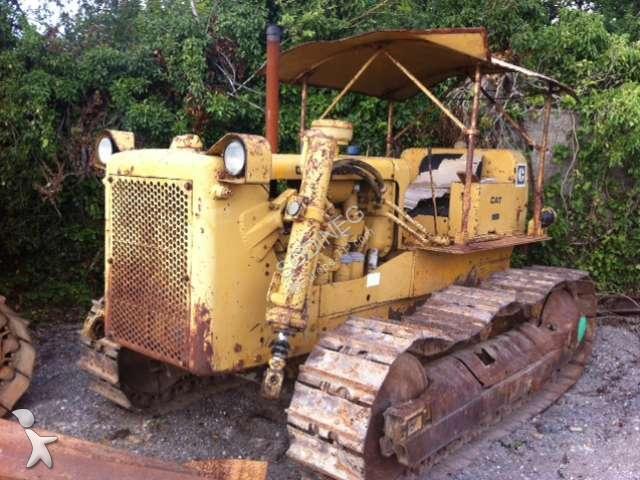 Bulldozer Caterpillar D6