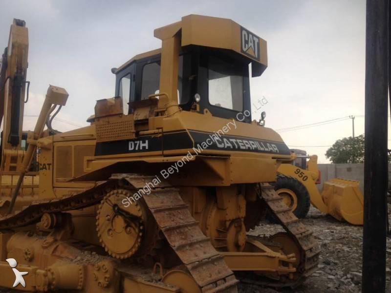 Ver las fotos Bulldozer Caterpillar D7H