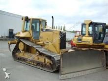bulldozer Caterpillar D6N XL 3-Zahn Ripper Klima 6 Wege VPAT Schild
