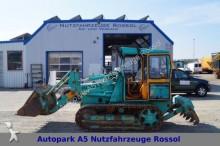 Fiat FIAT ALLIS FL4 C Laderaupe Ripper bulldozer