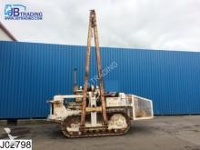 bulldozer Caterpillar D4 Excavator , Pipelayer, Pijpenlegger, Rohrlege