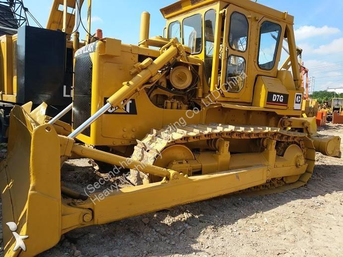 Zobaczyć zdjęcia Spycharka Caterpillar Used CAT D5G D5 D6D D6G D6H D7G Bulldozer