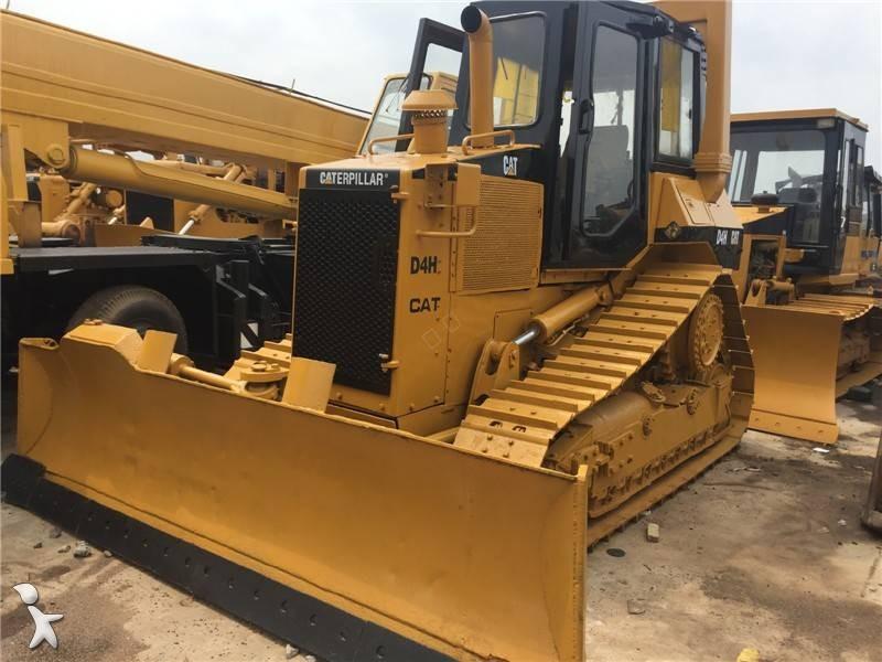 Bulldozer Caterpillar D4H