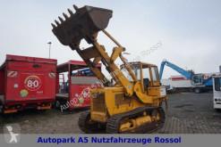 bulldozer Hanomag Laderaupe K8 mit Ripper