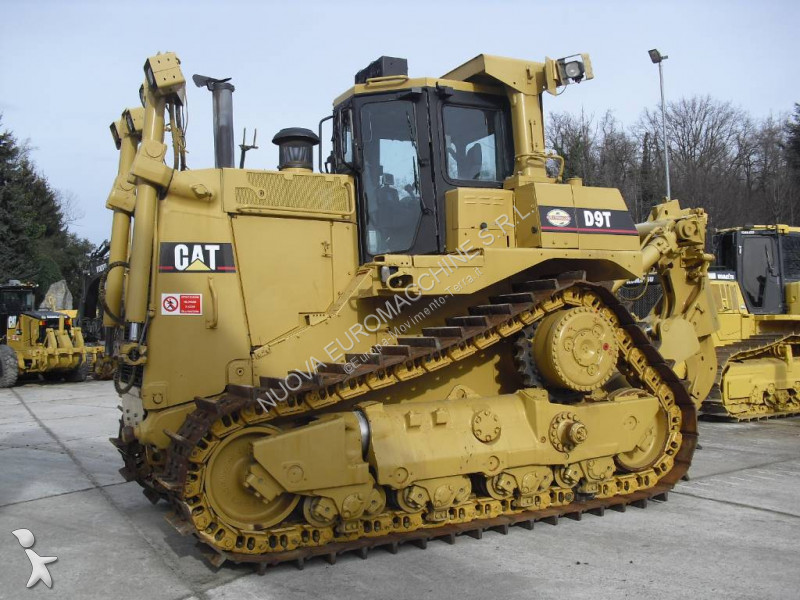 Bulldozer Caterpillar D 9 T