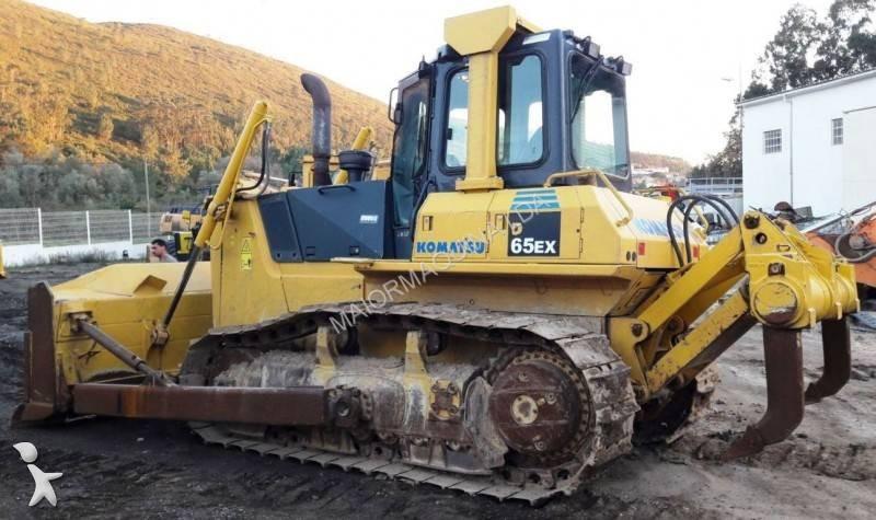 bulldozer occasion komatsu d65ex-15