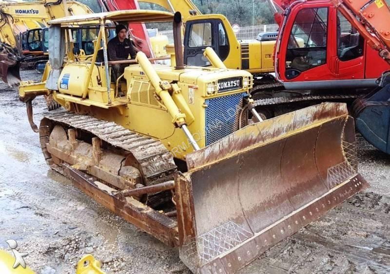 Bulldozer Komatsu D60E-6