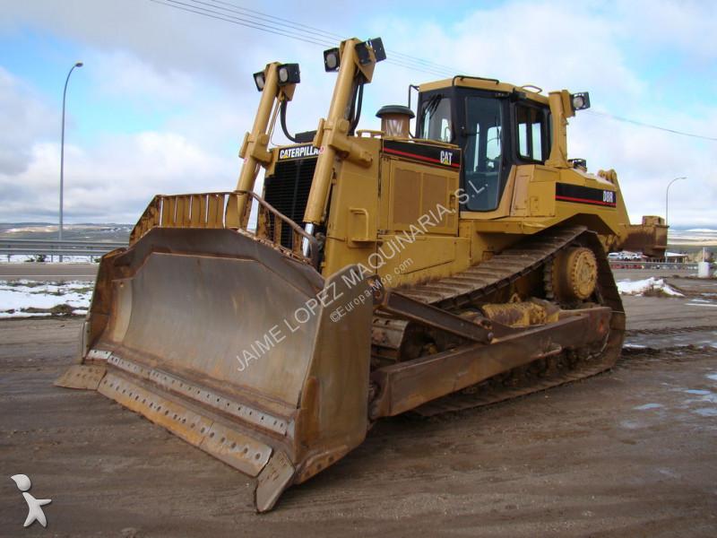 Bulldozer Caterpillar D8 SERIE II