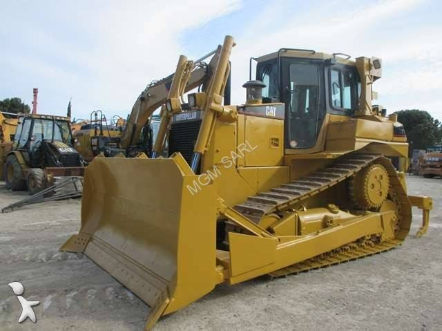 Bulldozer Caterpillar D6R II BLT