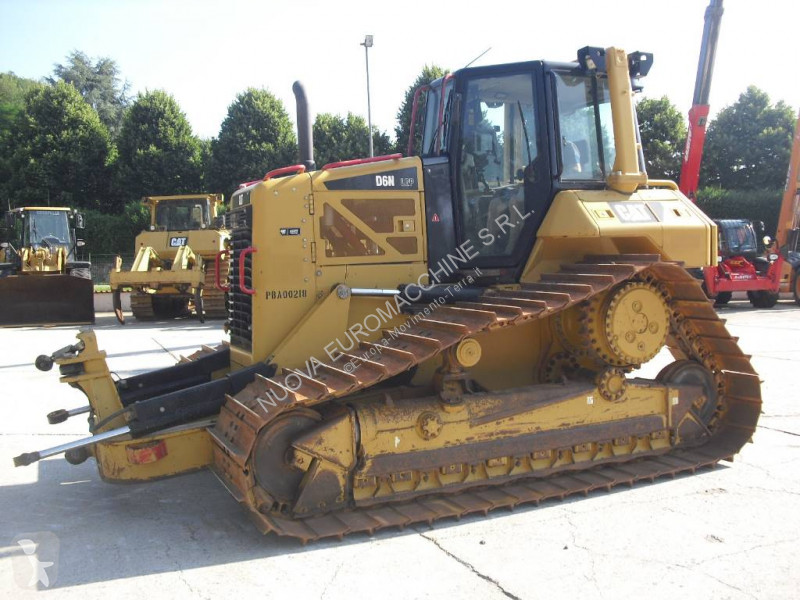 Voir les photos Bulldozer Caterpillar LGP