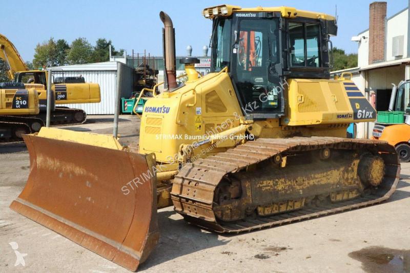 Voir les photos Bulldozer Komatsu D61-PX 23