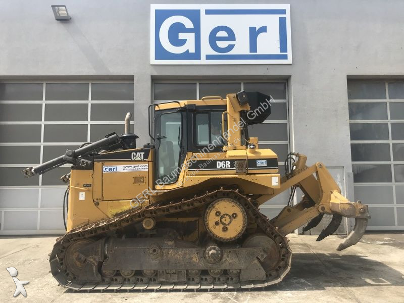Voir les photos Bulldozer Caterpillar D 6 R XL, Serie III