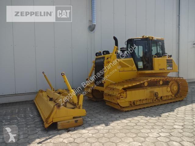 Voir les photos Bulldozer Komatsu D65PX