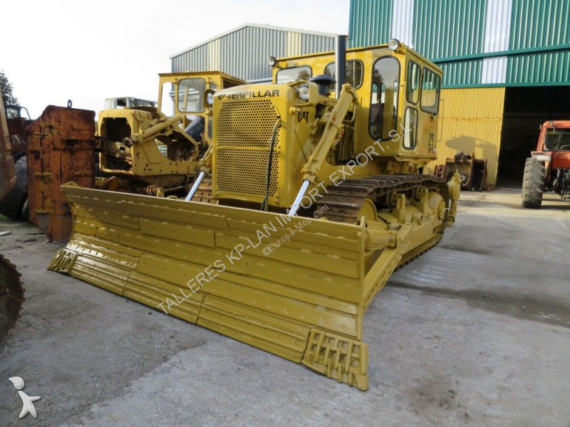Caterpillar D7E bulldozer
