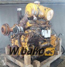 bulldozer nc Engine Harvester C817