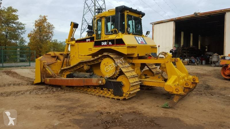 Bulldozer Caterpillar CATERPILLAR D6RXL