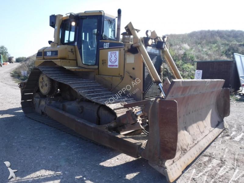 Bulldozer Caterpillar D6RIIDS LGP