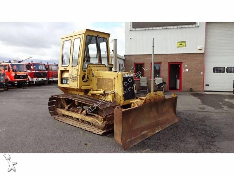 Caterpillar D3 LGP bulldozer