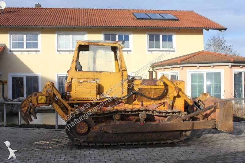 Hanomag K 8 bulldozer