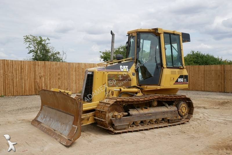 Caterpillar D5G XL bulldozer