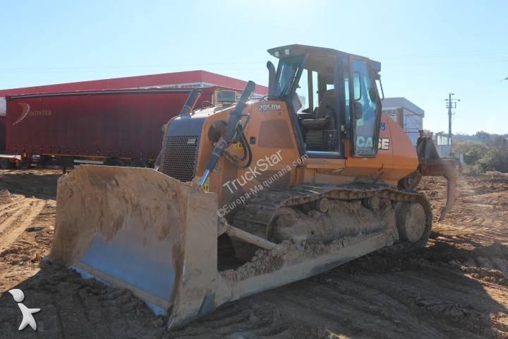 Bulldozer Case LT