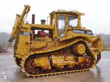 buldozer Caterpillar D8N + BLADE (NEW UNDERCARRIAGE)