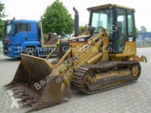 bulldozer Caterpillar 939C, Laderaupe, Bj 01, 1200 Bh, 4in1, Ripper